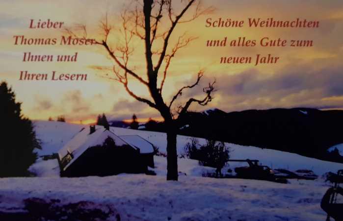 Weihnachtsgrüße Aus Berlin.Lichtenrade Berlin De Weihnachtsgrüße Aus Dem Schwarzwald