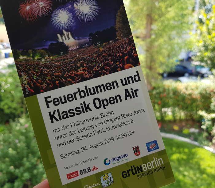 Lichtenrade Berlin De Klassik Und Feuerwerk Im Britzer Garten Begeistert