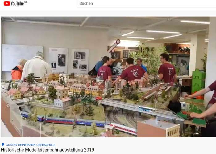 Video Bild hist Modellbahn 2019