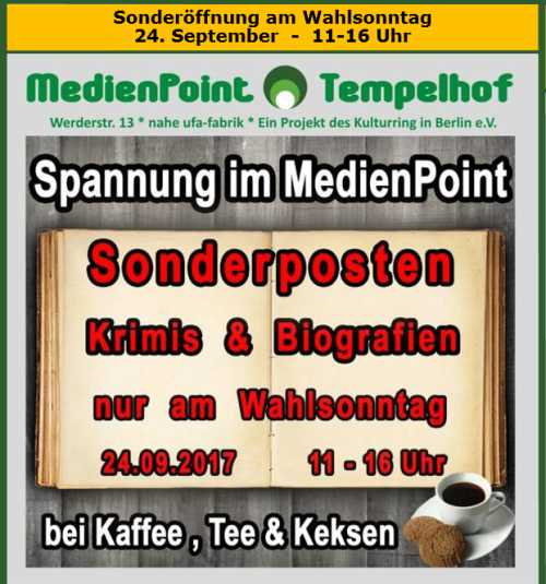 MedienPoint wahltag24092017